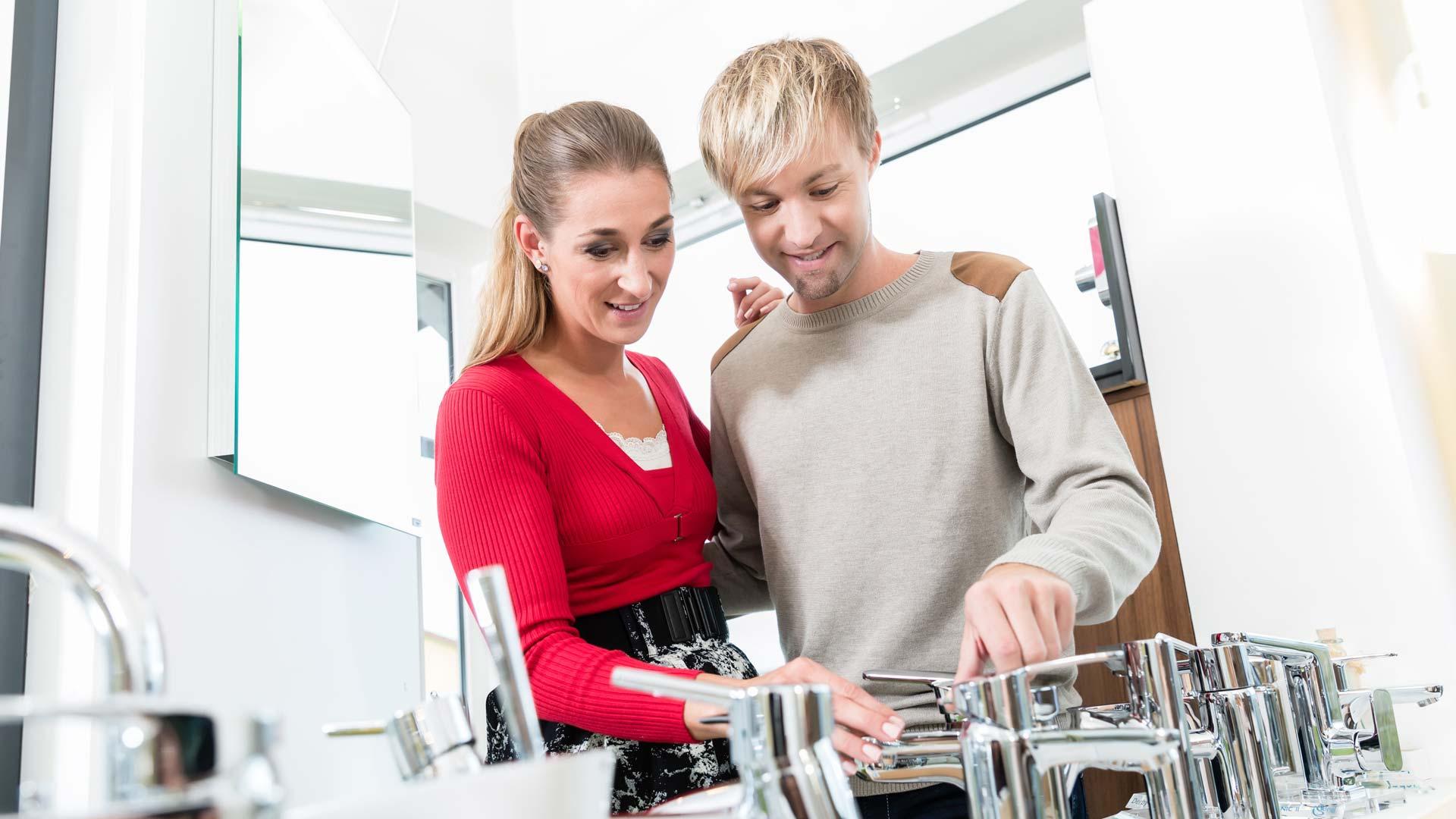 Delo blogpost - come scegliere-rubinetti i rubinetti del bagno