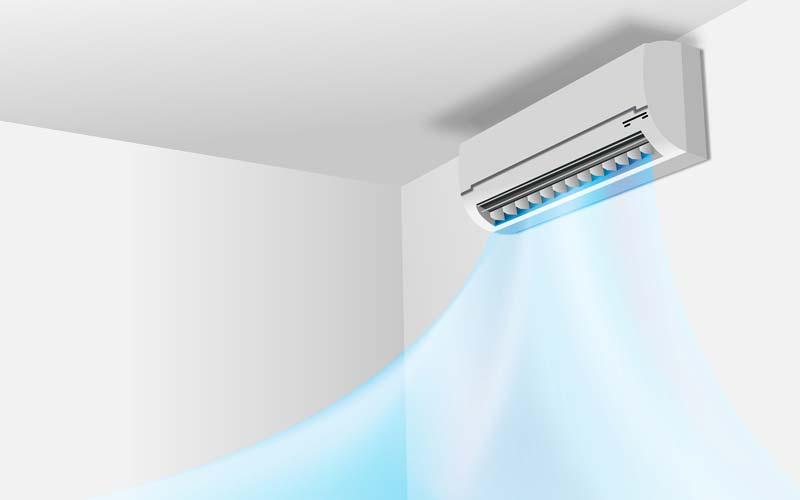 Delo blogpost - come combattere il caldo - condizionatore