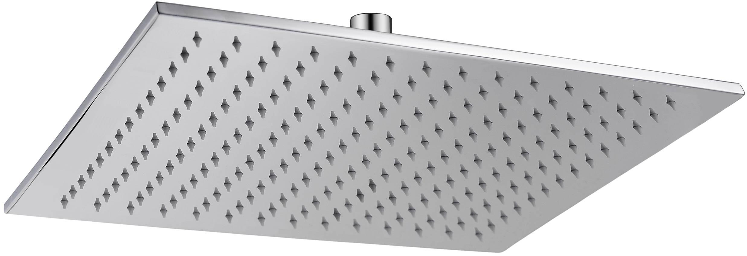 Delò square - soffione doccia - cod. 1403018