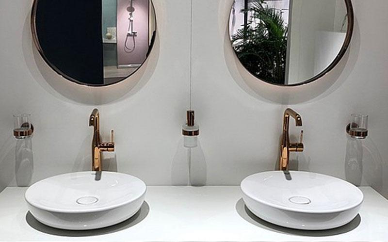 I miscelatori a corpo alto: un tocco di stile nel tuo bagno