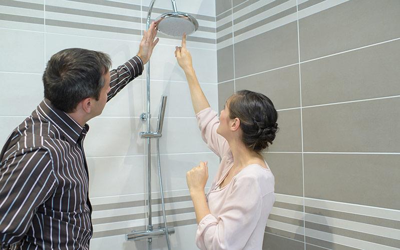 Delo - scegliere una doccetta