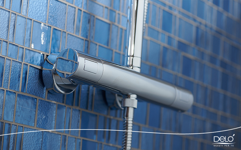 Colonna doccia Delò Narciso Bliss con termostatico - cod 1350663 -1403033