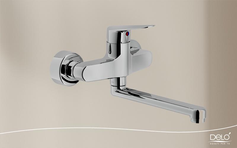 Miscelatore da cucina a parete - Delò serie Zero - cod 3008809