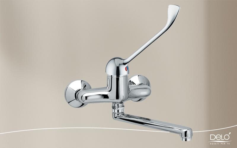 Miscelatore da lavello cucina Delò Delfino Uno da parete - cod 3002013