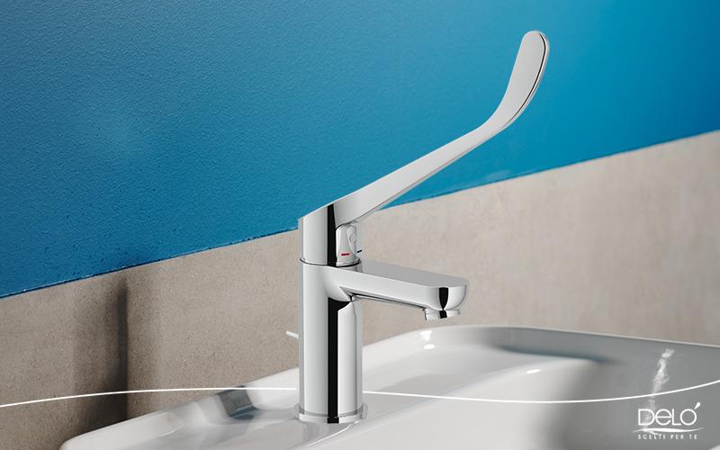 Delò Maya miscelatore da lavabo con leva clinica - cod 3008008