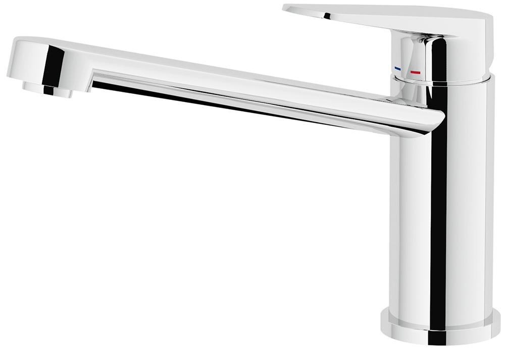 Delò Leonardo - miscelatore-lavello-cucina corpo girevole 360 gradi - cod. 3008852