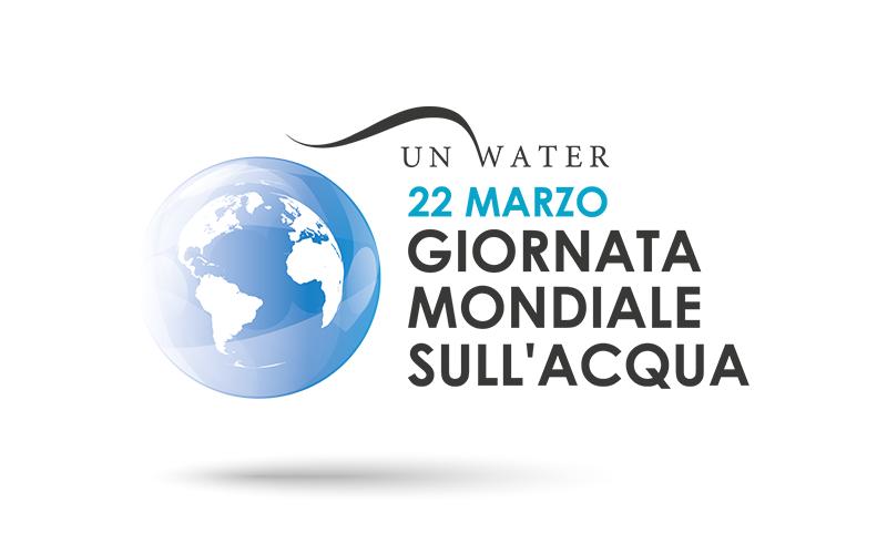 Delò - blogpost come risparmiare acqua - logo giornata mondiale acqua