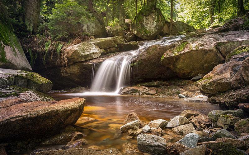 Delò - blogpost come risparmiare acqua - torrente