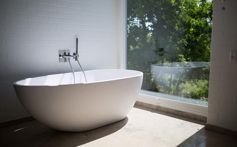 Delò - blogpost come risparmiare acqua - vasca da bagno