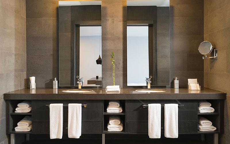 delo come pulire bagno cucina rubinetti - decluttering bagno