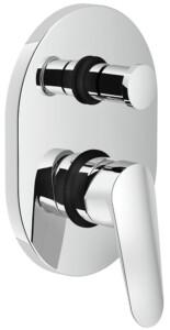 Delo - ZERO miscelatore doccia-incasso con deviatore - cod. 3008805